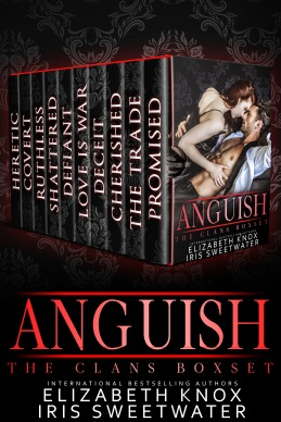 Anguish full boxset